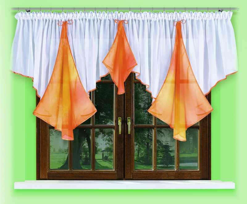 Как сшить шторы из остатков ткани фото 93